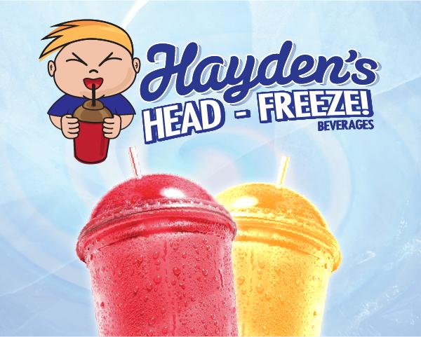 Hayden's Head Freeze