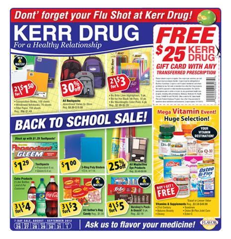 Kerr Drug Circular Program