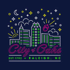 Raleigh-City of Oaks