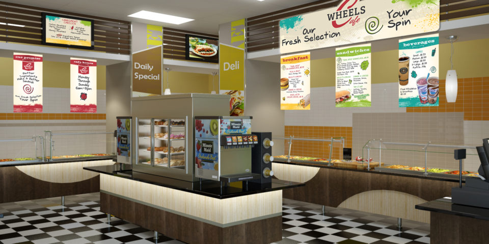 FSS Wheels Food Service MB
