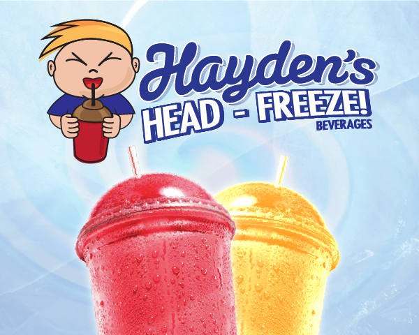 Hayden's Head Freeze